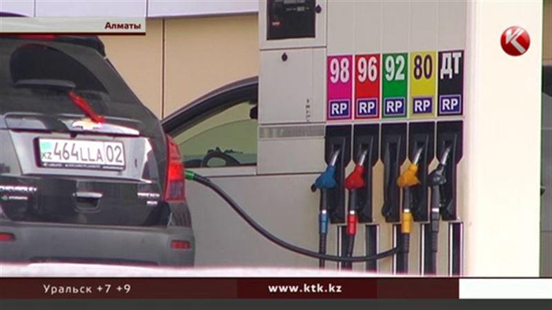 Алматинские заправки уличили в ценовом сговоре