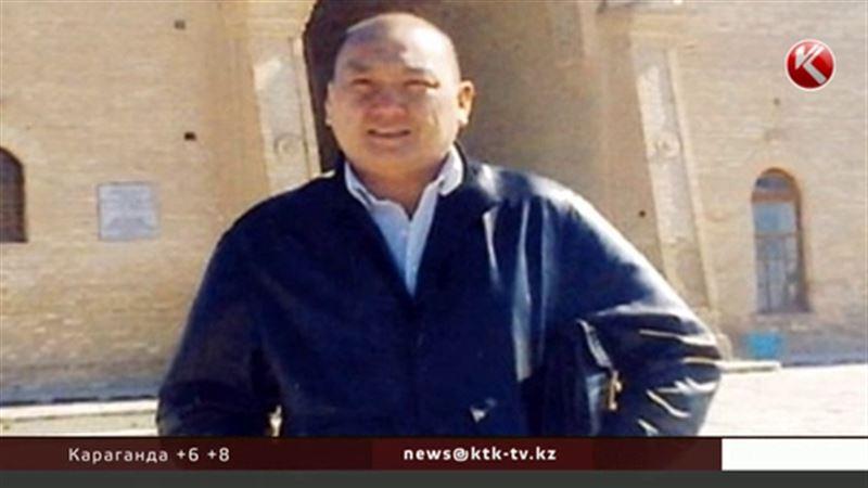 Задержан и личный водитель Талгата Ермегияева