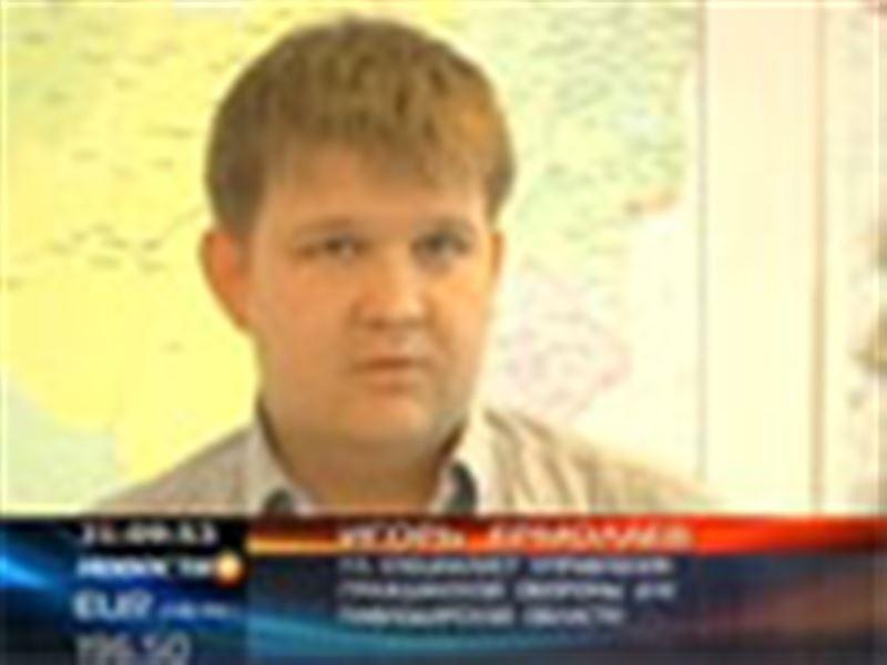 На Павлодарском нефтехимическом заводе обнаружили боевой артиллерийский снаряд