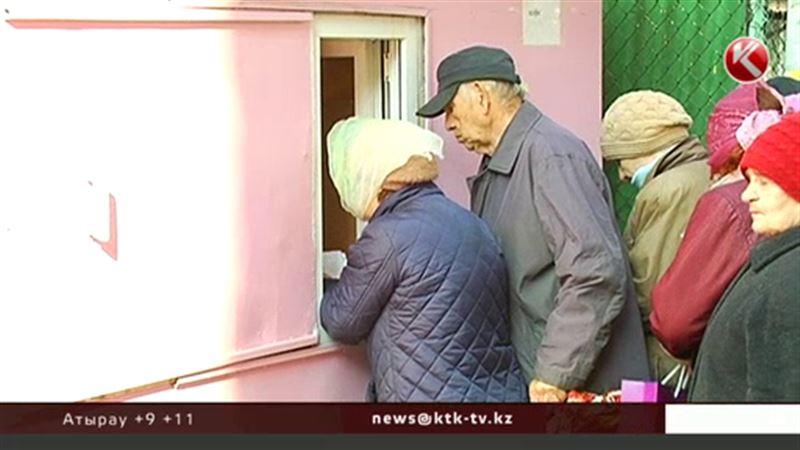 Бесплатную столовую для алматинских пенсионеров могут закрыть из-за нехватки денег