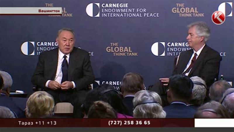Назарбаев успокоил ветеранов «холодной войны»