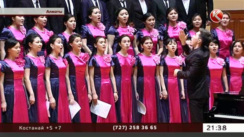 В Алматы проходит музыкальная олимпиада