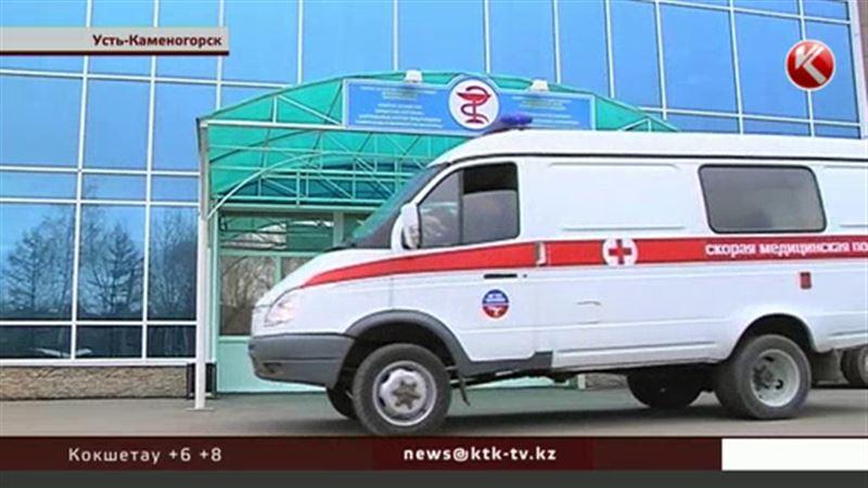 Задержанный глава управления здравоохранения ВКО попал в реанимацию