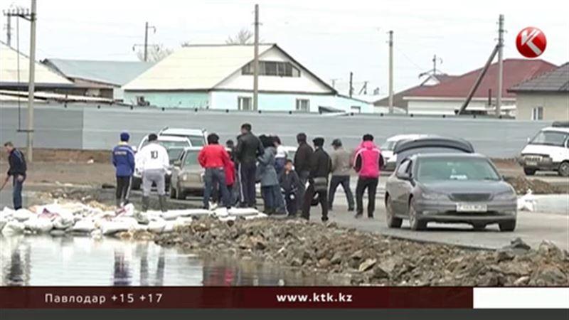 В регионах сохраняется угроза разрушительного наводнения