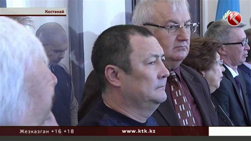 Экс-акима Костаная и его подчиненных отправили на нары
