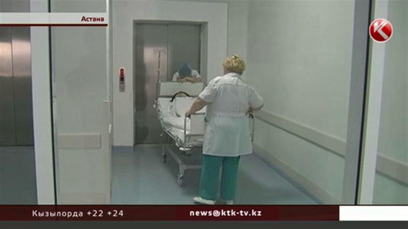 В столичных роддомах гибнут пациентки
