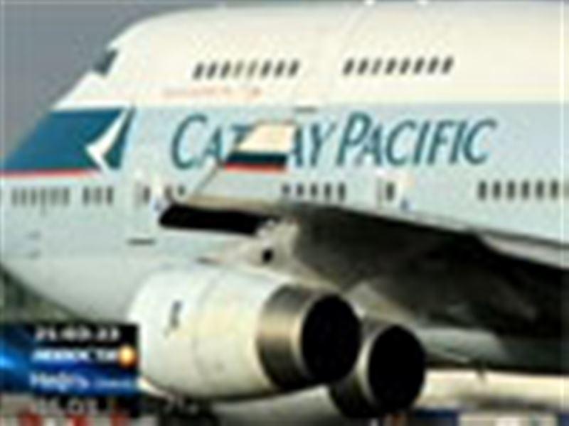 В Карагандинском аэропорту совершил экстренную посадку китайский авиалайнер