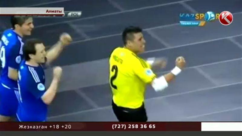 Казахстанская сборная по футзалу сотворила сенсацию