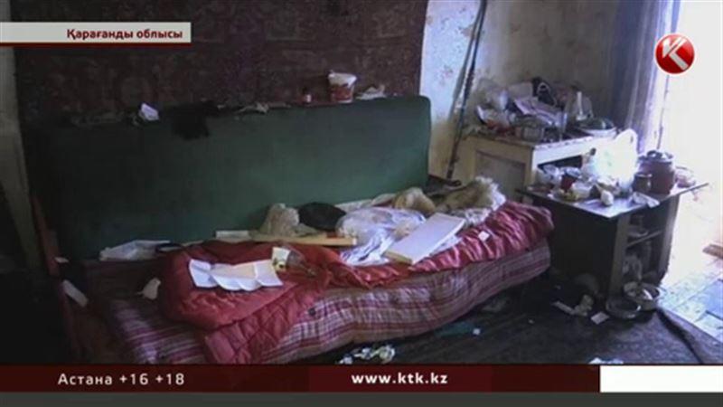 Қарағанды облысында 53 жастағы азамат көршісінің қаршадай ұлын буындырып өлтірді