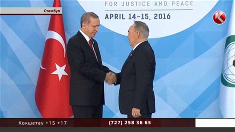 Президент Казахстана высказался за единство исламского мира