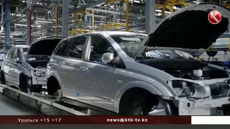 Автомобильные заводы Казахстана «оклемаются» к сентябрю – эксперты