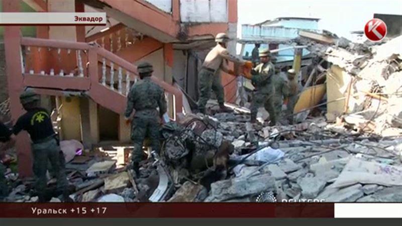 Мобильник помог мужчине выжить после страшного землетрясения