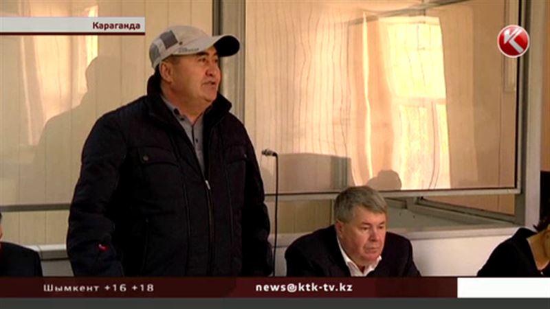 Экс-аким Караганды заслужил УДО, устраивая в тюрьме концерты
