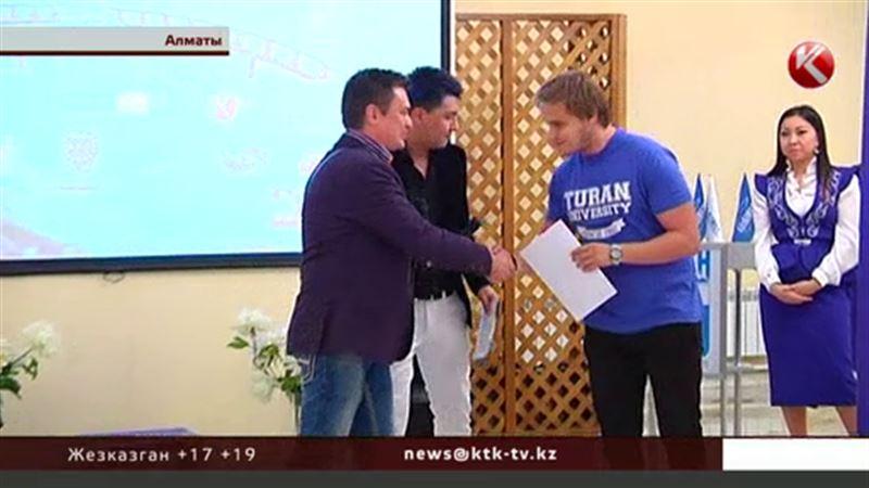 В Алматы определили лучшего студента-оператора
