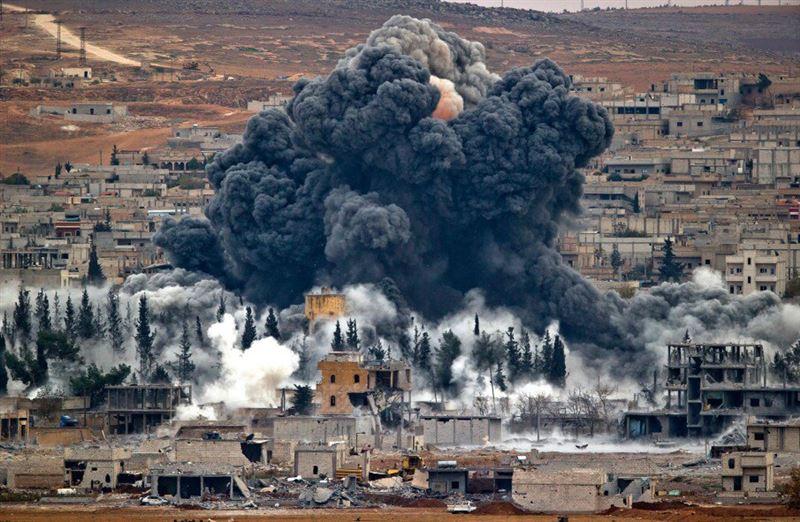 Опыт Сирии дал хороший урок Средней Азии