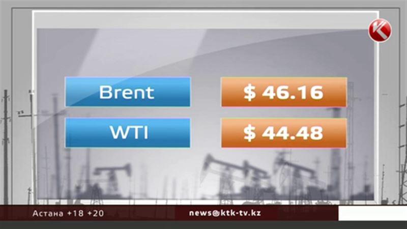 Нефть по $46: рекорд нынешнего года
