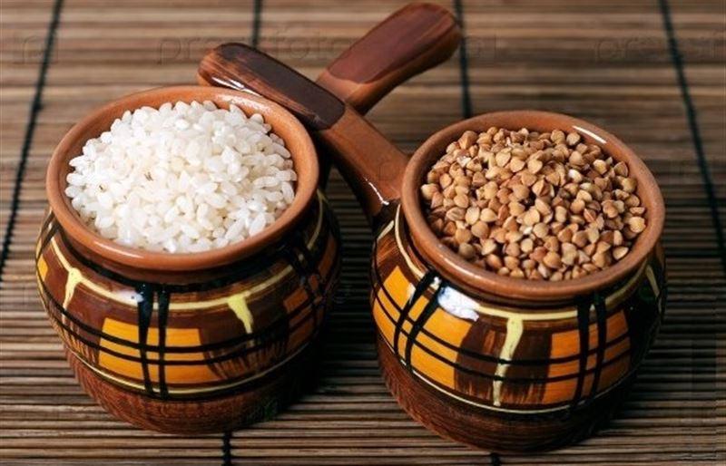 Цены на гречку и рис «взлетели» в Казахстане