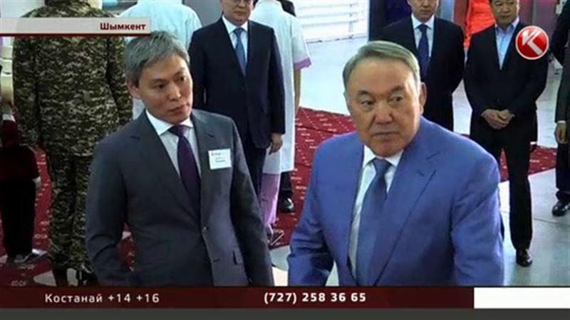 Назарбаев: страна делает ставку на средние предприятия