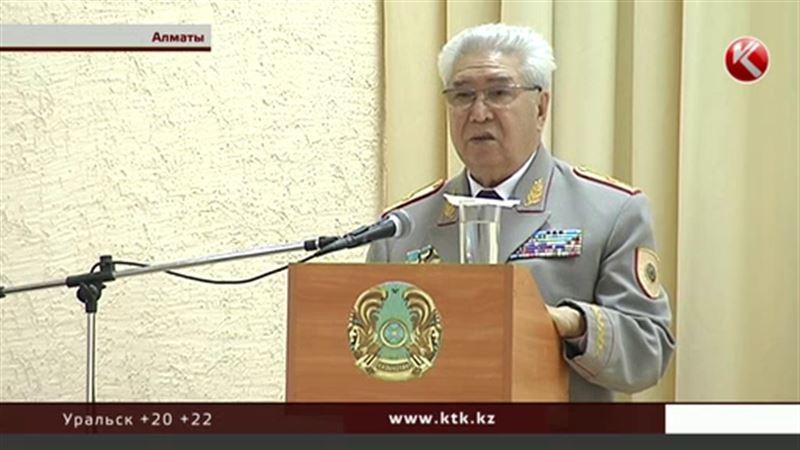 В Алматы собрались члены международной полицейской ассоциации