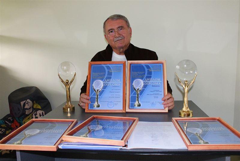 Проект КТК «Черный квадрат» получил пять международных наград