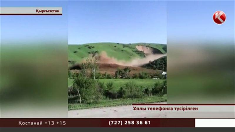 Қырғызстанда ірі лай көшкіні болып, адамдар қаза тапты