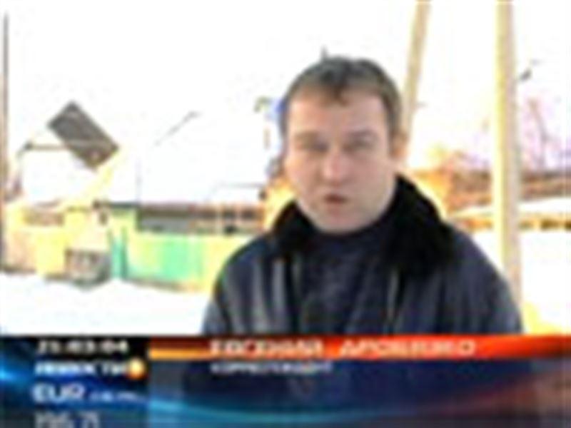 Критическая ситуация в Таразе. В разгар морозов в городе начались перебои с поставками природного газа