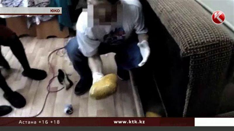 В Южном Казахстане задержали наркоторговку-пенсионерку