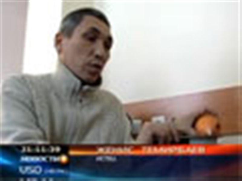 Женис Темирбаев теперь намерен судиться с правительством