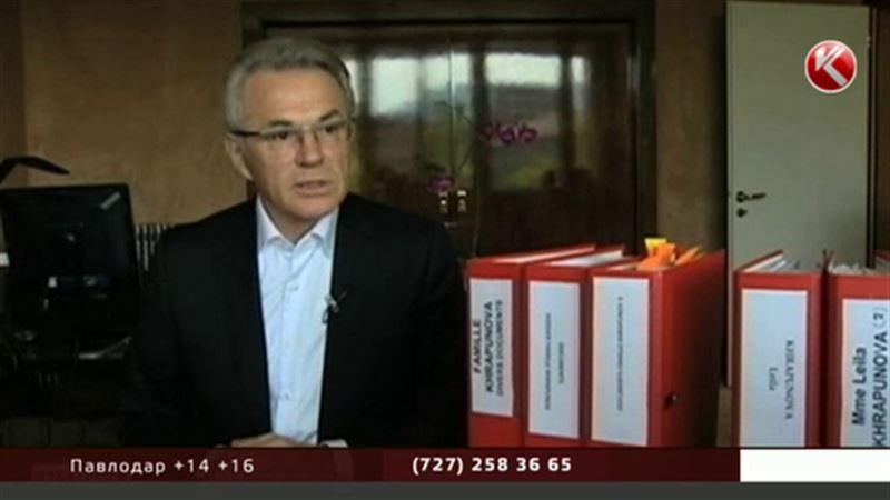 Храпунов и Аблязов могут остаться без зарубежной недвижимости