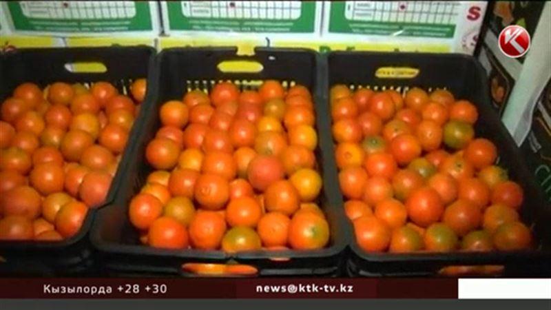 Россиян могут лишить турецких овощей и фруктов