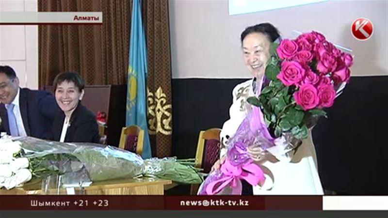 Самого выдающегося акушера-гинеколога страны чествовали в Алматы