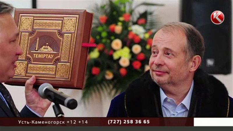 Миллиардер из Forbes отметил юбилей в Темиртау