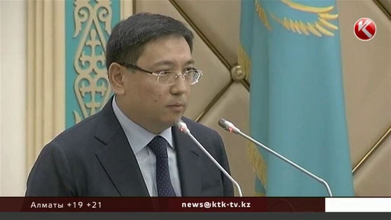 Ерболат Досаев возглавил государственный холдинг «Байтерек»