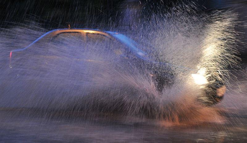 Почему Алматы плохо «переносит» дожди