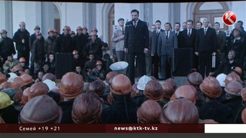 Российские зрители открыли для себя нового Назарбаева