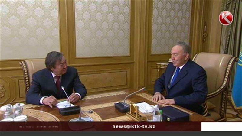 Олжас Сулейменов стал Героем труда Казахстана