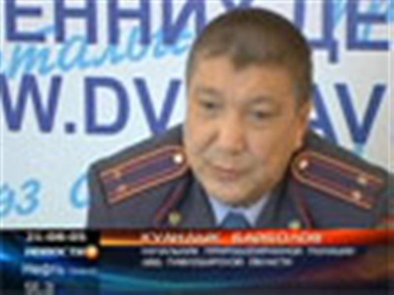 Целую бригаду нелегальных лесорубов задержали в Павлодарской области