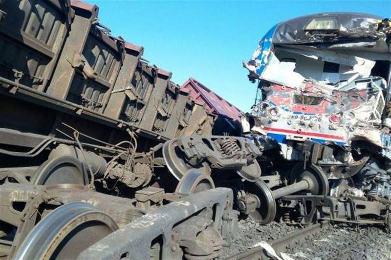 Названа причина крушения поездов на перегоне «Достык – Алашанькоу»