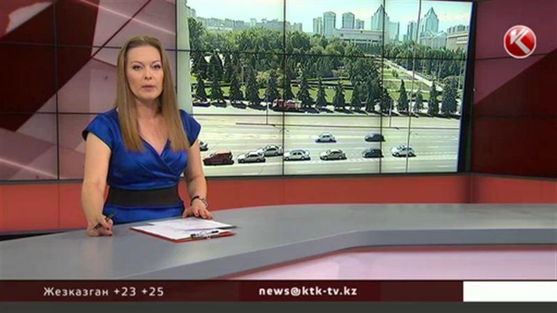 Массового скопления людей на площади в Алматы нет