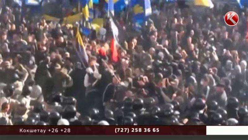 Беспорядки по украинскому сценарию готовили в Казахстане