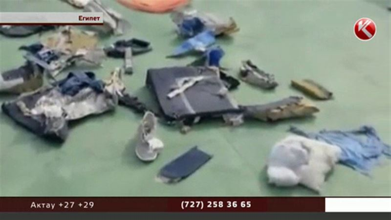 Египетские криминалисты: на борту самолета EgyptAir прогремел взрыв