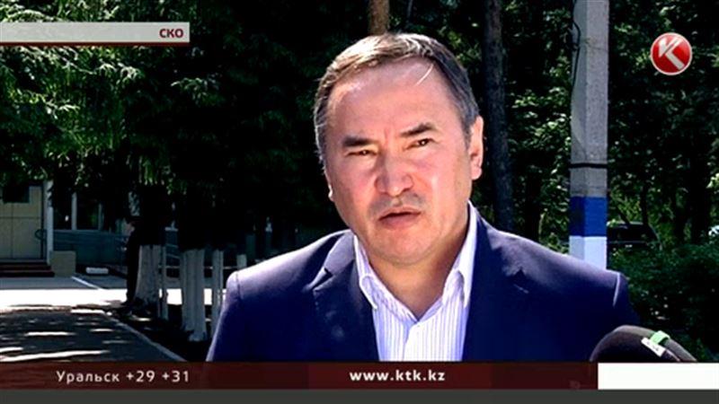 Новый министр был замечен на полях Северного Казахстана