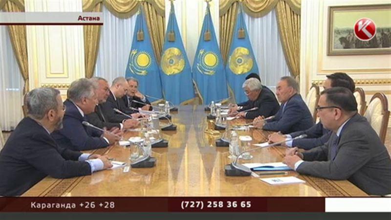 Назарбаев: «Не чувствуем, куда движемся и что нас ждет»