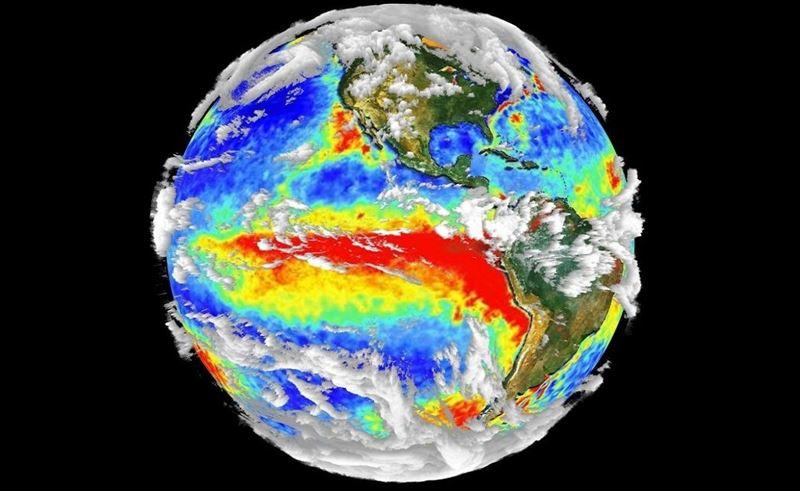 Заморозки, жара, Эль-Ниньо и вырубка леса – от чего «бесится погода»