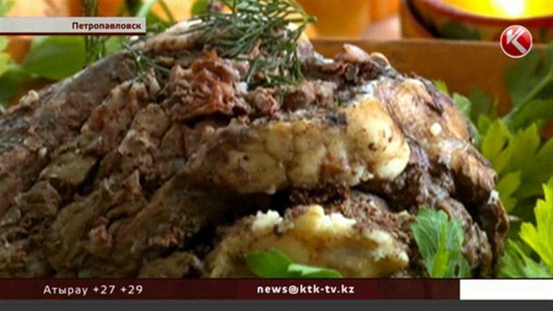 В Петропавловске повара соревновались в приготовлении давно забытых блюд
