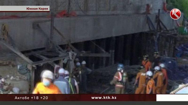 На строительстве метро погибли четыре человека