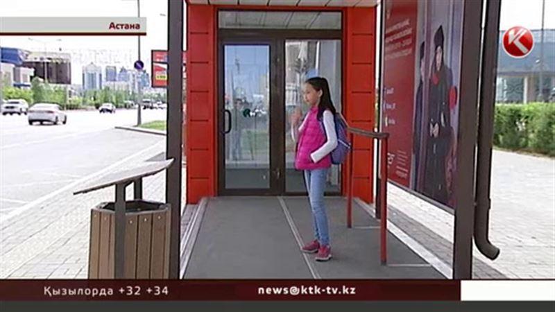 Астана әкімдігі каникул басталғанда балаларды автобуста тегін тасымақ