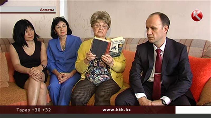 Целая династия полицейских живет в Алматы