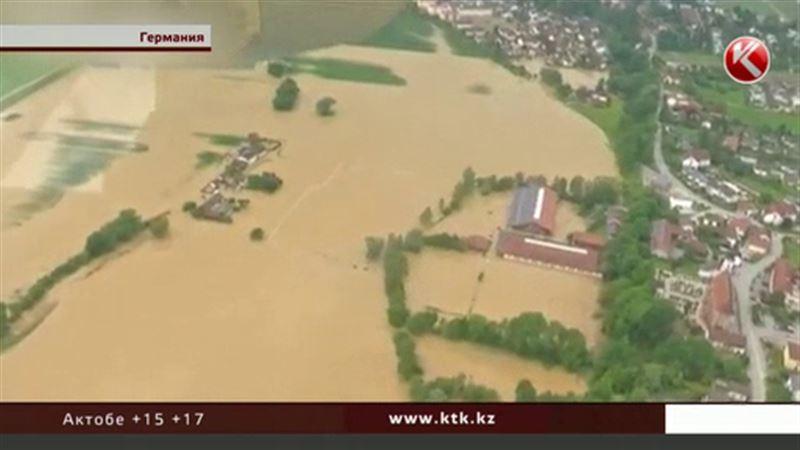 Германия: число погибших в наводнении растёт