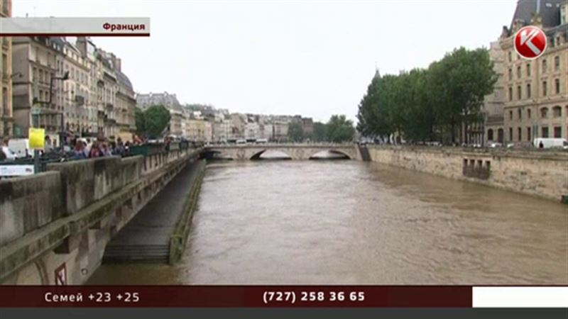 Вышедшая из себя Сена угрожает «Моне Лизе»
